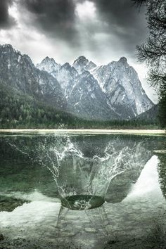 "lsleofskye: "" Lago Di Dobbiaco - Toblacher See """