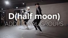Additional Groups / D (half moon) - Dean ft. Junsun Yoo, Dance Music Videos, Dance Studio, One In A Million, Dean, Youtube, Youtubers, Youtube Movies