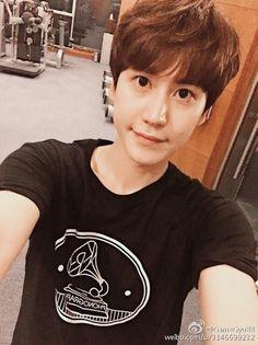 Kyuhyun weibo updated