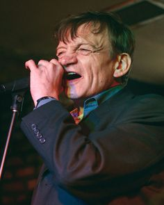 Mark E. Smith and The Fall Play @roisindubhpub. From 2004. R.I.P. Mark E Smith, Many Faces, Post Punk, The Rock, Play, Music, Monsters, Instagram Posts, Fictional Characters