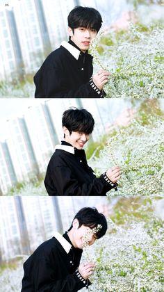 Charm of Donghyun Yoo Seonho, Im Youngmin, Im Falling, Lee Daehwi, Kim Dong, Produce 101 Season 2, Korean Group, Shining Star, Beautiful Smile