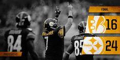 9/18/16 Steelers - Bengals