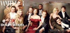 Sneak Peek: Vanity Fair's 2015 Hollywood Issue Cover
