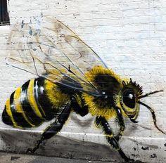 street art by Louis Masai in London (LP)