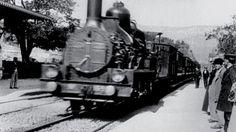 L'arrivo di un treno alla stazione di La Ciotat (nei pressi di Marsiglia).  https://www.youtube.com/watch?v=t95oMkoq24Y
