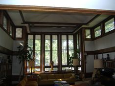 All sizes | Frank Lloyd Wright Baker House 02 | Flickr - Photo Sharing!