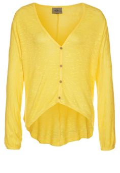 Veto - Cardigan - yellow
