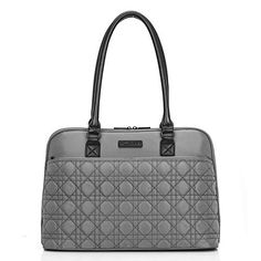 New Trending Briefcases amp; Laptop Bags: CoolBELL Women Tote Bag Handbag Nylon Briefcase Classic Shoulder Bag Top-handle Bag Fits 15.6 Inch Laptop (Grey). CoolBELL Women Tote Bag Handbag Nylon Briefcase Classic Shoulder Bag Top-handle Bag Fits 15.6 Inch Laptop (Grey)  Special Offer: $39.99  299 Reviews CoolBELL bases on the cutting-edge of fashion trends. Pursuing the best quality of laptop bag category and devoting to providing the best...