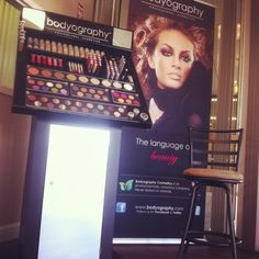 We adore our Bodyography makeup line!