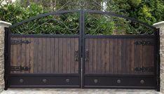 Residential-Wrought-Iron-Gates-Houston.jpg (852×487)