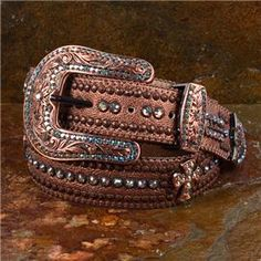 love this cowgirl bling