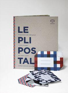 The Pli Postal | Papier Tigre