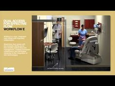 Midmark - Continuous Care Exam Room - Workflow F