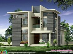 good house modern contemporary - Contemporary Homes Designs