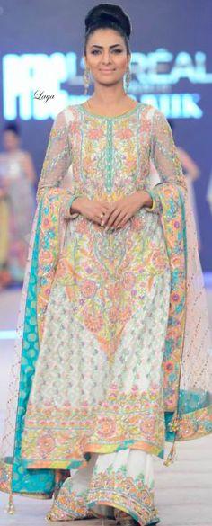 Nomi Ansari - PFDC L'Oréal Paris Bridal Week 2014