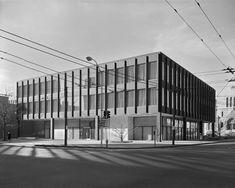 American Federal Building 1962|Mies van der Rohe