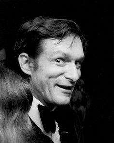 """Hugh Hefner, Playboy Party for ""Macbeth"", New York, 1971"" © Ron Galella / Staley-Wise Gallery New York"