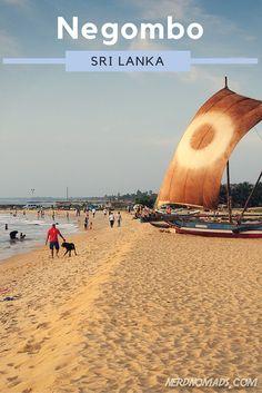 Our Last Day In Sri Lanka Spent At Negombo Beach-Nerd Nomads