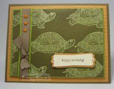 Nature's Nest Turtle Birthday