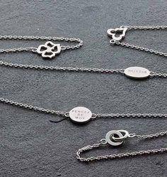 Efva+Attling+Little+Magnolia+Necklace+-+