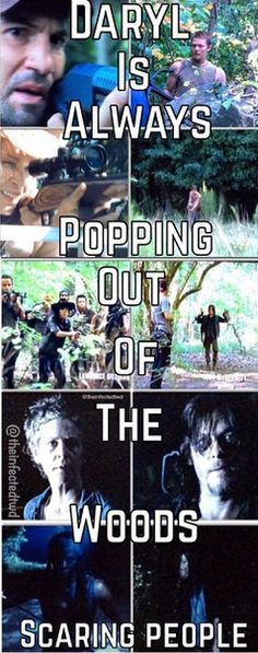Scaring people, killing things, hunting business x'> Walking Dead Quotes, Walking Dead Funny, Fear The Walking Dead, Twd Memes, Funny Memes, Daryl Dixon Memes, Memes Humor, Funny Quotes, Marvel Dc