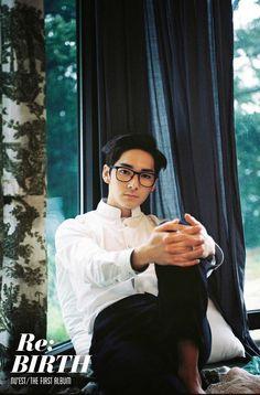 "Aron | NU'EST【TEASER 2】 ""Re:BIRTH"""