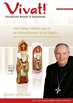#Vivat! #Katalog für #September: #Advent, #Nikolaus, #Herbst, #Dekoration, #Musik u. v. a.