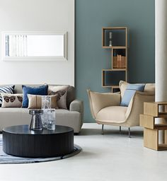 A selection of furniture by Conran