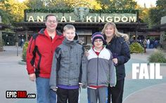Family Photo Fail: Anal Kingdom