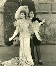 Judy Garland & Mickey Rooney
