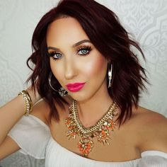 Jaclyn Hill Makeup Line: 2017 Release Date to Feature Lippies? Makeup Tips, Beauty Makeup, Hair Makeup, Hair Beauty, Makeup Ideas, Eye Makeup, Flawless Makeup, Gorgeous Makeup, Gorgeous Hair