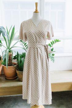 A Pair & A Spare | DIY Wrap Dress