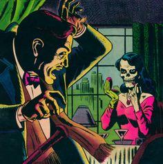 vintagegal: Adventures Into Weird Worlds #9, 1952