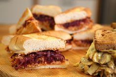 Tavuklu Islak Sandviç
