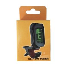 Berkley Clip-On Chromatic Tuner - BC Wholesalers Auto Tuning 3 Colours Backlight Auto Power off in 5 Minutes Tuning Range Chromatic Tuner Ideal for Guitar, Bass, Violin & Ukulele Ukulele, Violin, Guitar Accessories, Speaker Stands, Guitar Parts, Bass, Usb Flash Drive, Range, Colours