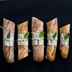 Baguette Sandwiches with: a) Carrot & Walnut Pesto and b) Sundried Tomato Sweet Harissa