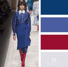 Color Combinations For Clothes, Color Combos, Color Schemes, Blue Colour Palette, Teal Colors, Colours, Liliana, Vintage Mode, Mode Style