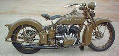 Harley Davidson military