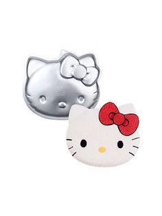 Hello Kitty 3D Cake Pan: Kitchen