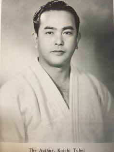 Koichi Tohei, Founder of Shinshin Toitsu Aikido