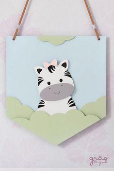 Zebra Rosa, Maria Clara, Cross Stitch Bird, Wood Crafts, Applique, Scrap, Room Decor, Kids Rugs, Silhouette
