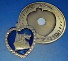TITANIC Heart of Ocean Bronze Coin Rose Nude Drawing Art Jack Leonardo DiCaprio Buy now! $0.01 #leonardodicaprio #coinart #artbronze Drawing Art, Art Drawings, Southampton New York, London Olympic Games, Ocean Heart, Flag Logo, Commemorative Coins, Antiques For Sale
