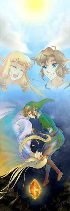 Zelda Skyward Sword - *Zellie669