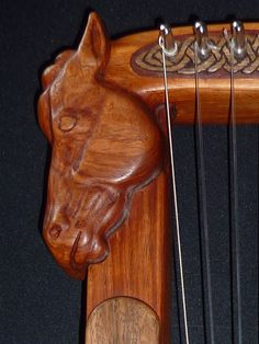 The Finnish Kantele, a traditional plucked string instrument.