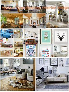 CRAFTS - tutorials, ideas, inspirations DIY: Modern Scandinavian interior design - how to do it / Moderný škandinávsky interiérový dizajn - ako to urobiť