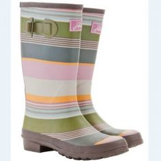Girls Rain Boots @ www.let-it-rain.com