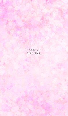 万華鏡をのぞいたような色彩のシリーズ。穏やかな春の陽に咲き誇る満開の桜をイメージした着せ替えです。 Floral Print Wallpaper, Colorful Wallpaper, Floral Prints, Galaxy Wallpaper Iphone, Designs To Draw, Photo Booth, Graphic Design, Illustration, Artist