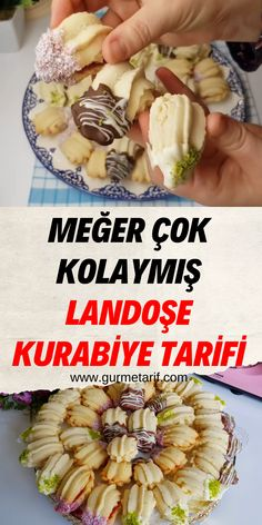 Turkish Kitchen, Brownie Cookies, Desert Recipes, Pasta, Cake Recipes, Biscuits, Cheesecake, Deserts, Food And Drink
