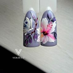 "867 Likes, 2 Comments - Идеи для ногтей  (@ideas_for_nail) on Instagram: ""Рисунки от @verakso_nail г. Москва…"""