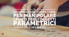 Carlo Macchiavello ci mostra il Deformatore Correzione per manipolare i punti degli oggetti parametrici in Cinema4D. Clicca qui per iscriverti subito al corso Cinema4D da noi: http://www.espero.it/corsi-cinema-4d?utm_source=pinterest&utm_medium=pin&utm_campaign=3DArchitecture